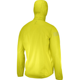 Salomon Bonatti Race WP Løbejakke Herrer gul